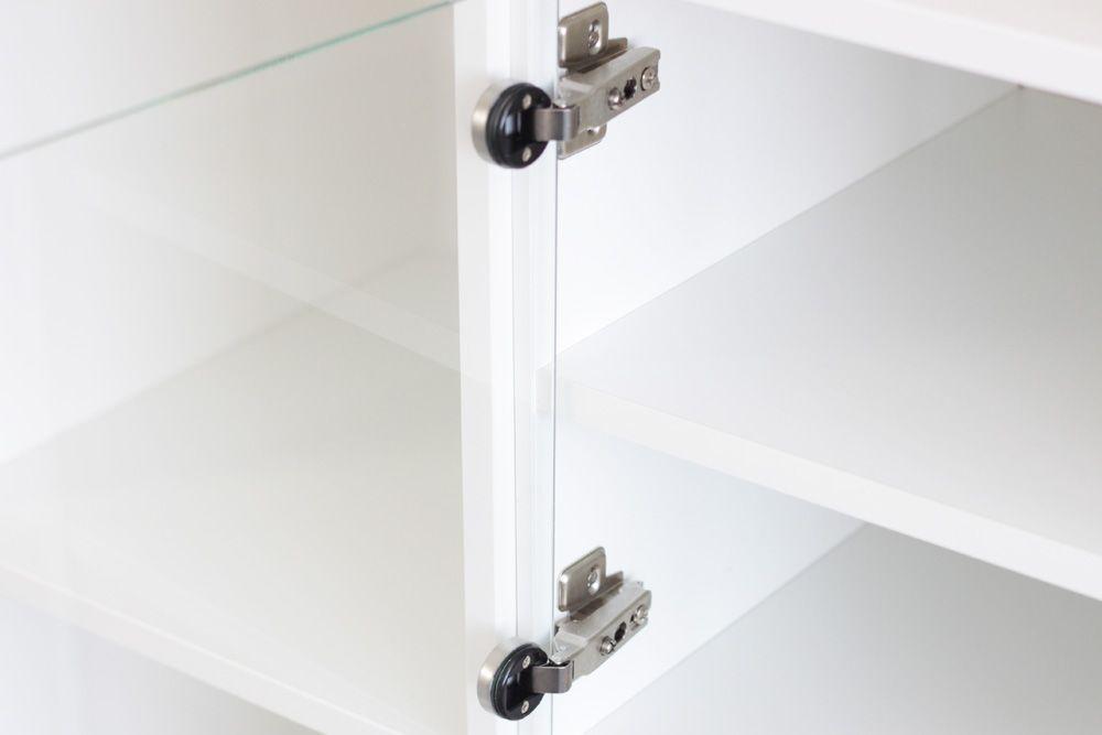 Kallax Einsatz vitrineneinsatz für expedit und kallax