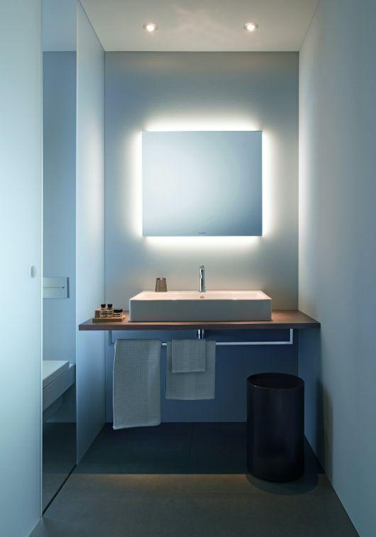 Duravit presents new mirror range. Illuminated MirrorsDuravitMedicine CabinetsBathroom ... & Duravit presents new mirror range | b a d | Pinterest | Duravit ...
