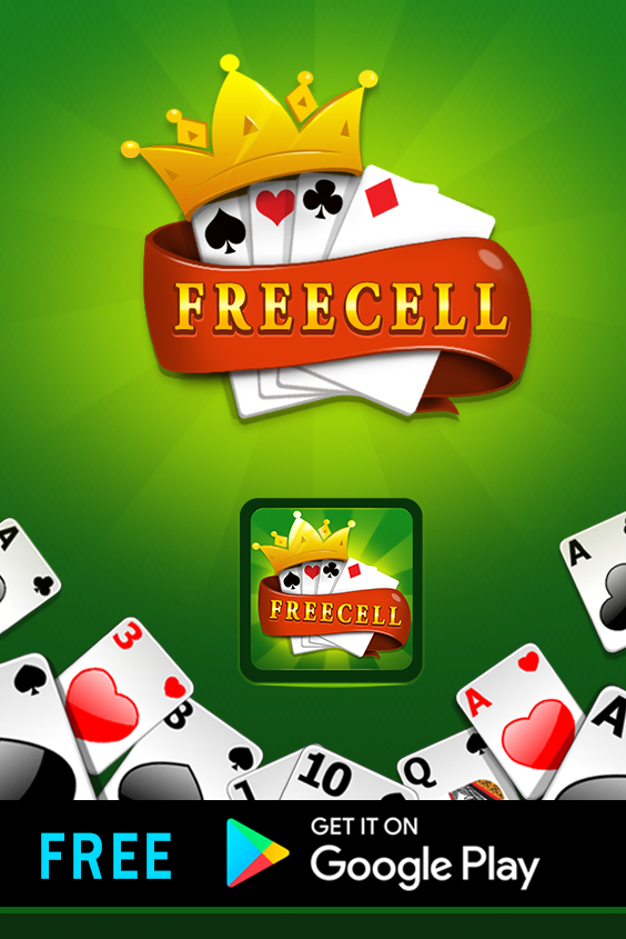 The 1 Freecell Solitaire Game Is Now Available For Android