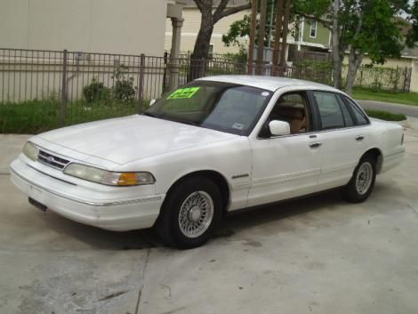 Ford Crown Victoria Lx 95 For Sale In Texas 3500 Only Cheap Cars For Sale Cheap Used Cars Cars For Sale