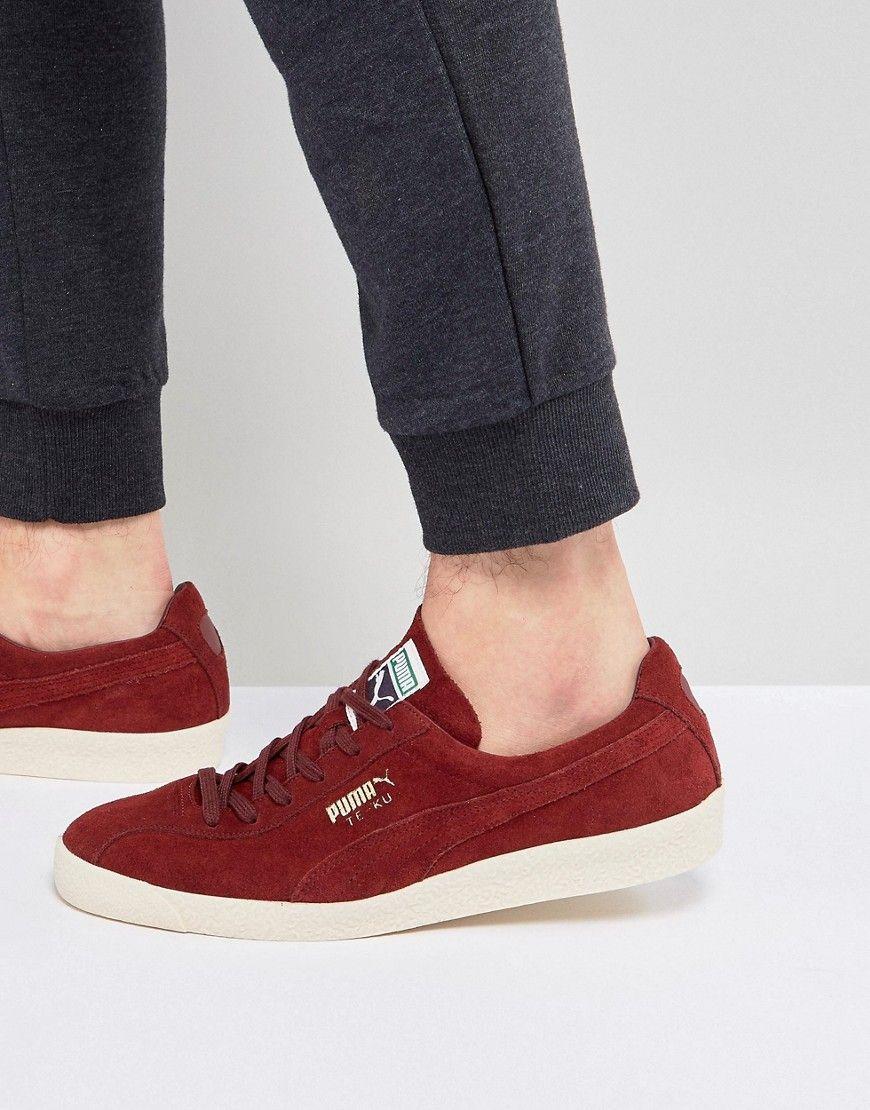 Puma Te-ku Sneakers Suede Sneakers In