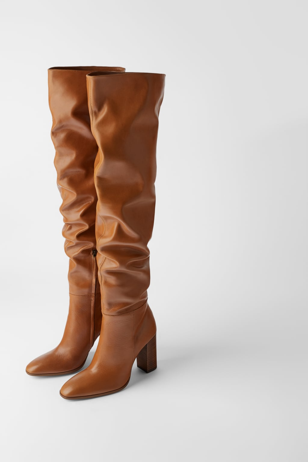 Pin By Nikka Nik On Shoes Leather Boots Heels Boots Leather Boots