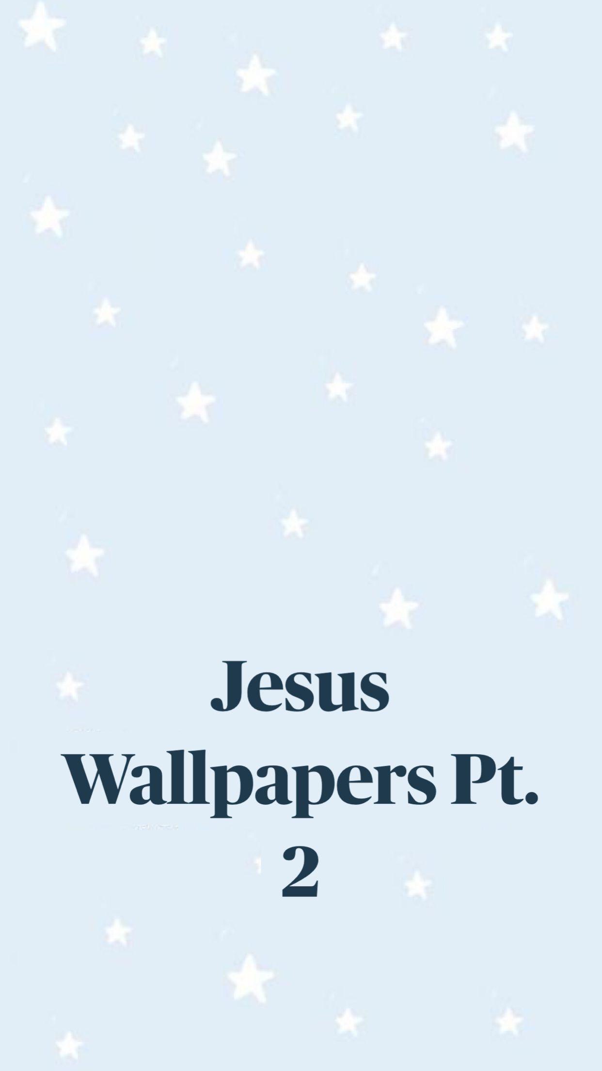 Jesus Wallpapers Pt. 2