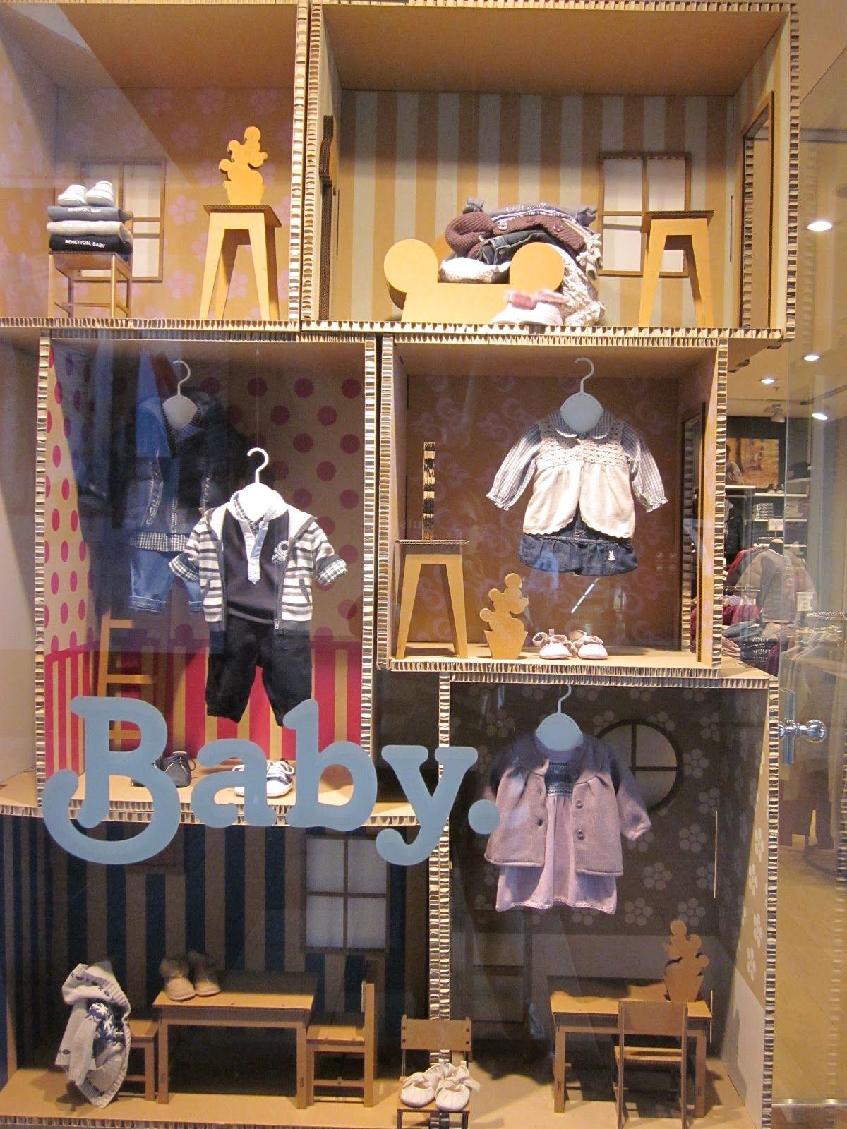 Vitrinismo y visual merchandising buscar con google decoraciones b d ventana 1 pinterest - Monalisa moda infantil ...