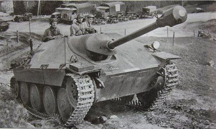 Swiss Tanks – Part 2 (Tank Destroyers)   For the Record