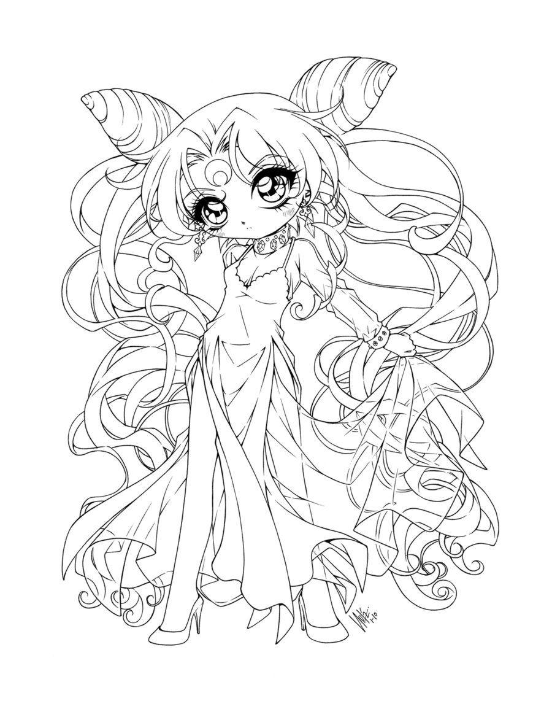Black Lady By Sureya On Deviantart Chibi Coloring Pages Sailor Moon Coloring Pages Coloring Pages [ 1142 x 900 Pixel ]