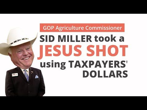 Progress Texas Complaint Against Sid Miller Leads to Travis County DA…