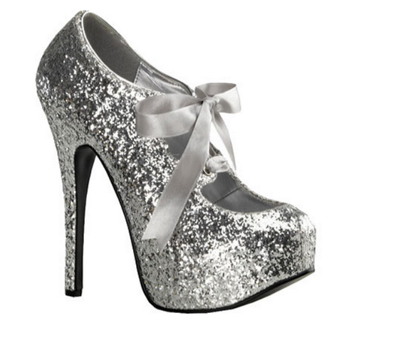 1000  images about My Wishlist on Pinterest | Silver shoes, Peep ...