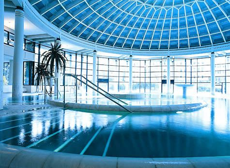 Caracalla Spa In Baden Baden, Germany