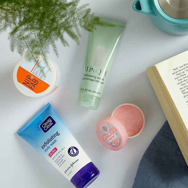 Exfoliate away and get your skin prepped for the week ahead. Which is your favourite? #SkincareSundays #Skincare #SkincareRoutine #SkincareTips #SkincareProducts #SkincareRegime #EveningSkincare