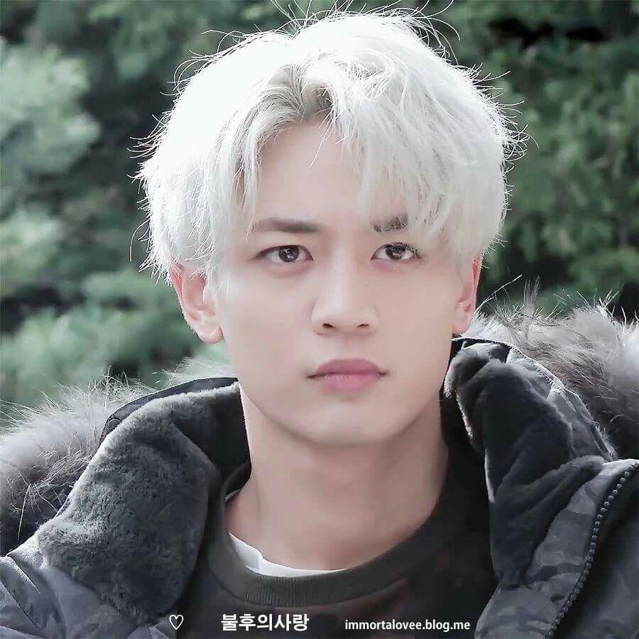 Minho I Prefer Him With His Original Hair Color But Platinum