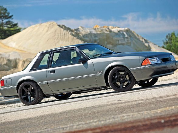 1989 Ford Mustang 5 0 Lx 5 0 Mustang Super Fords Magazine Notchback Mustang Ford Mustang Mustang