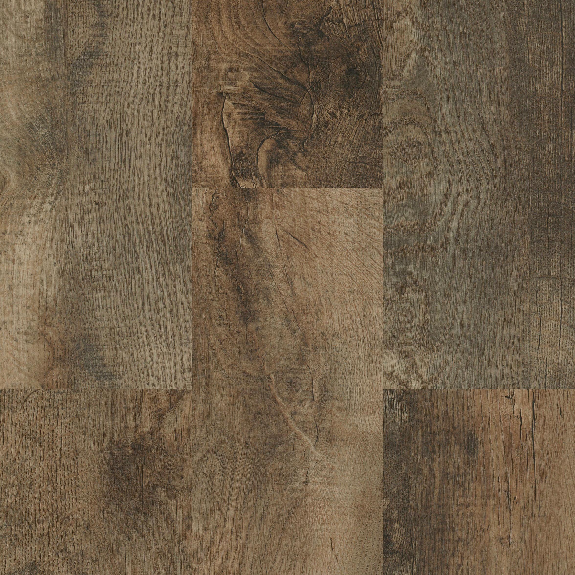 Ivc Distressed Barn Oak Waterproof Luxury Vinyl Plank Flooring