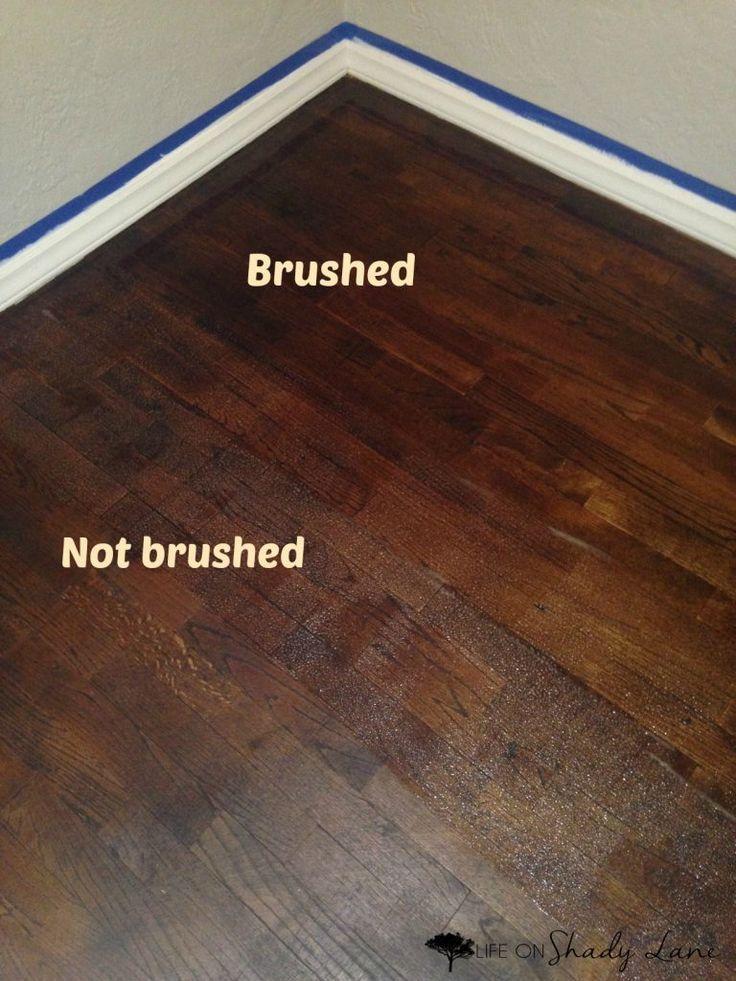 How to Refinish Hardwood Floors Part 2 Old wood floors