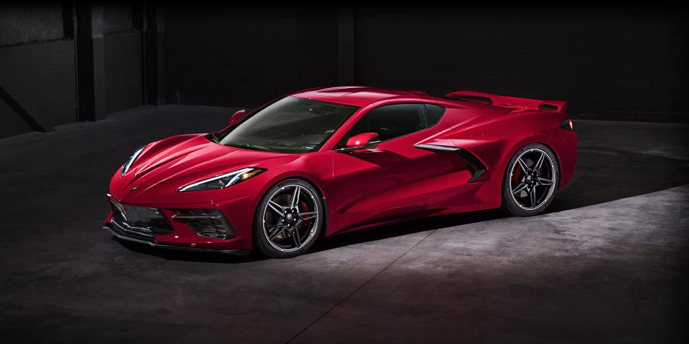Introducing The 2020 Corvette Mid Engine Sports Car Chevrolet Corvette Stingray Corvette Stingray Chevrolet Corvette