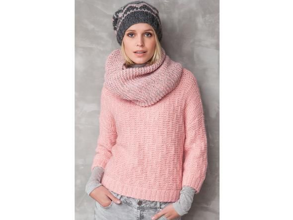 Photo of Modischer Strickpullover im Rippenstrukturmuster