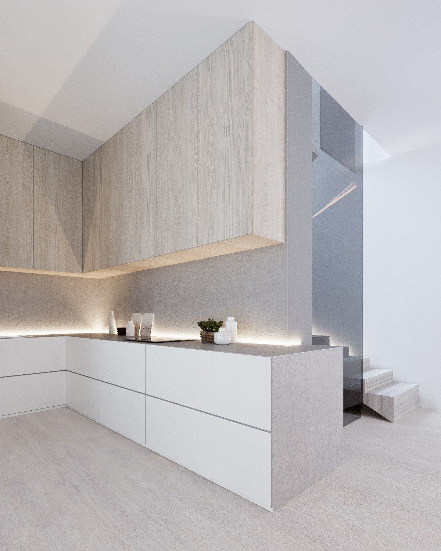 Binnenkijken in een modern interieur | Interior architecture ...