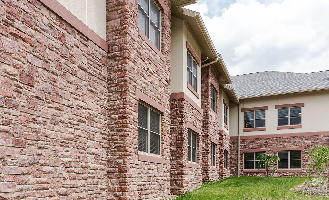 Exterior: We Install Traditional One-coat Stucco With Modern Acrylic