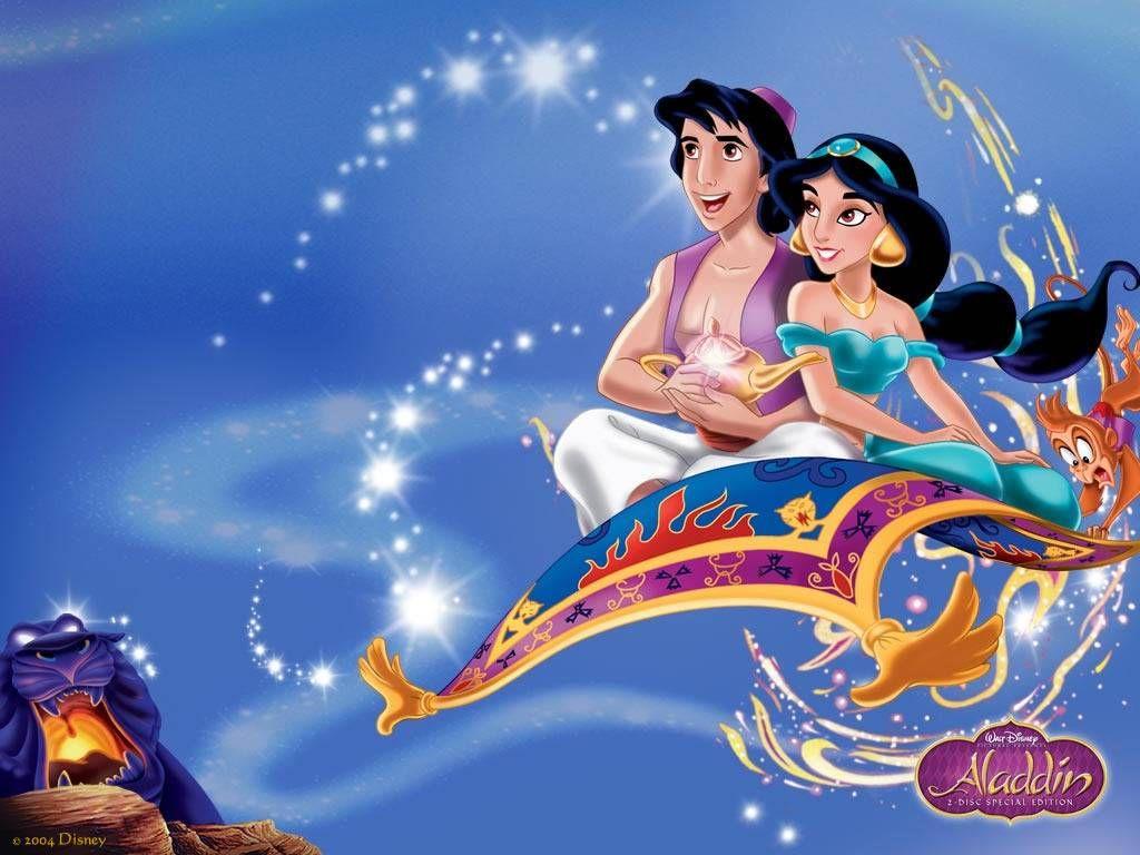 Disney Wallpapers Hd Wallpaper Cave Disney Cartoons Disney Pictures Aladdin