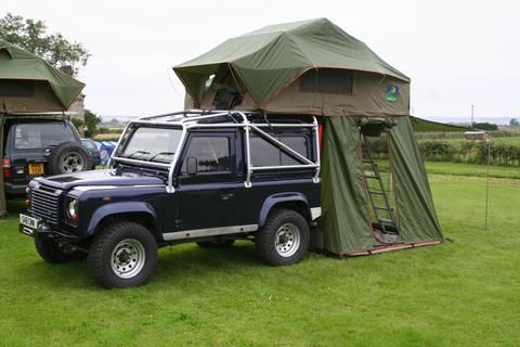 Howling Moon Stargazer Roof Top Tent For Sale