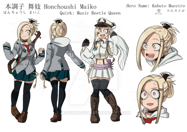 [Trace Edit x CSP] Honchoushi Maiko by MatoMatsuri Hero