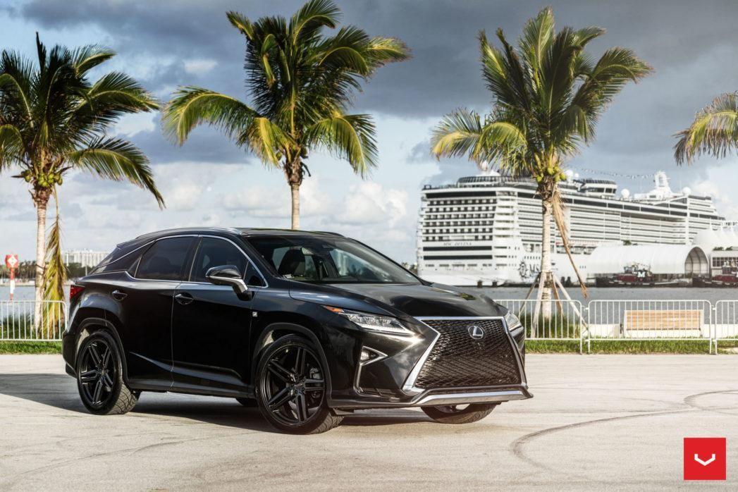 283 отметок «Нравится», 3 комментариев U2014 Lexus El Cajon (@lexuselcajon) в  Instagram: «@Vossen Does It Again! This Time With The #Lexus #RX350 Hybrid!  »
