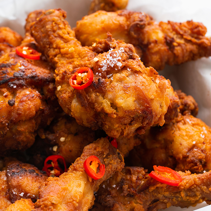 Mama Noi S Thai Fried Chicken Marion S Kitchen Recipe Recipes Asian Recipes Fried Chicken