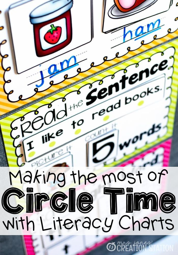 Are You Making the Most of Circle Time? | Pinterest | Kind
