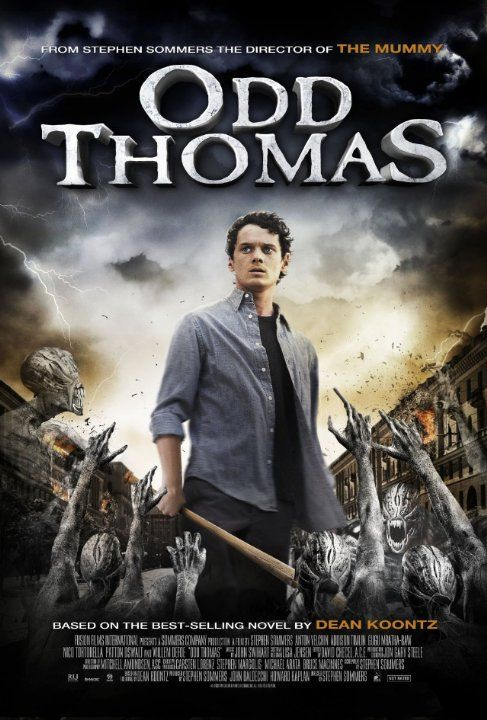 Odd Thomas (2013) |  G  |  97 min  |  Comedy, Fantasy, Mystery  |  Ratings: 6.9/10 from 30,819 users オッド・トーマス 死神と奇妙な救世主
