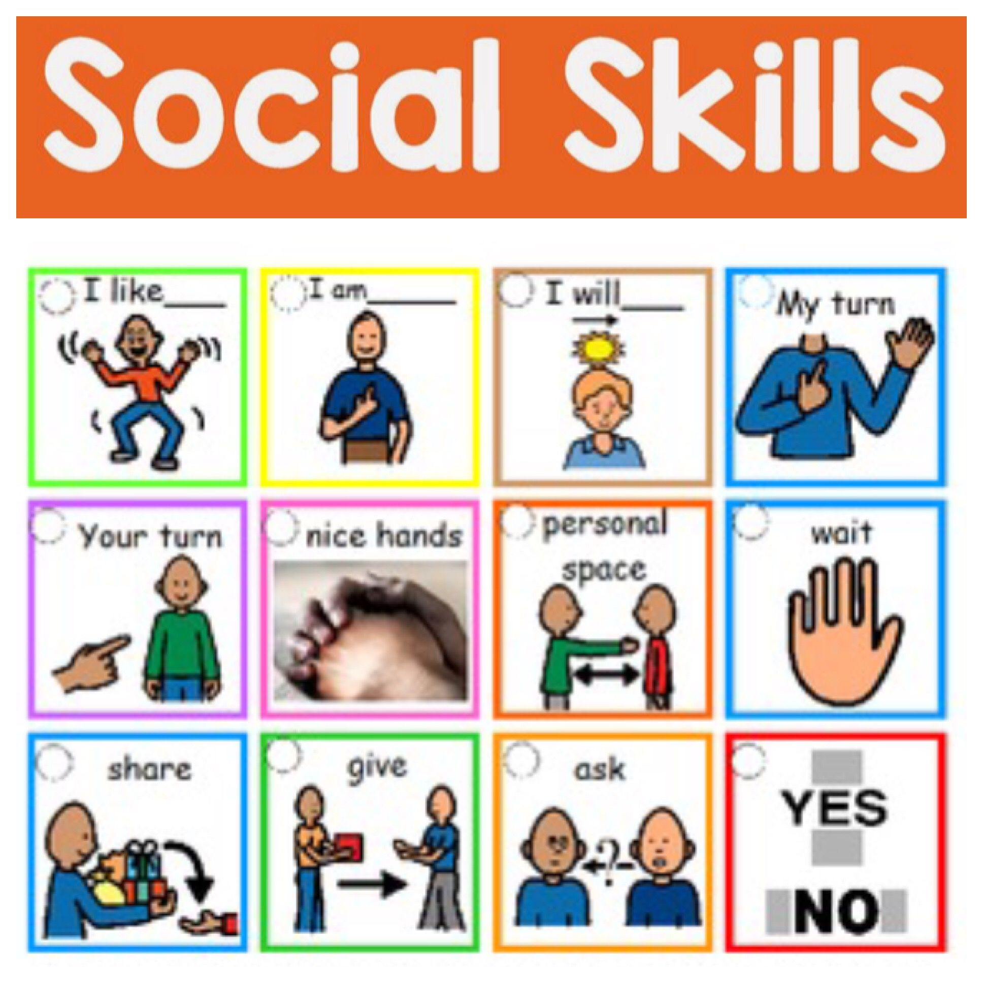 Ideas For The Special Education Classroom Visuals For Your