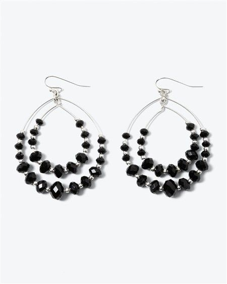 matching earings from WHBM.