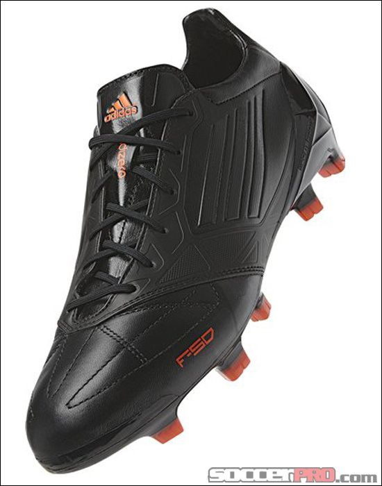 b65598919 adidas F50 adiZero TRX FG - Leather - Black with Infrared... 83.99 ...