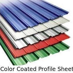 We Supply Colour Coated Profile Roofing Sheet Industrial Tin In Bangladesh Please Call 01716752370 Roofing Sheets Steel Sheet Galvanized Steel Sheet