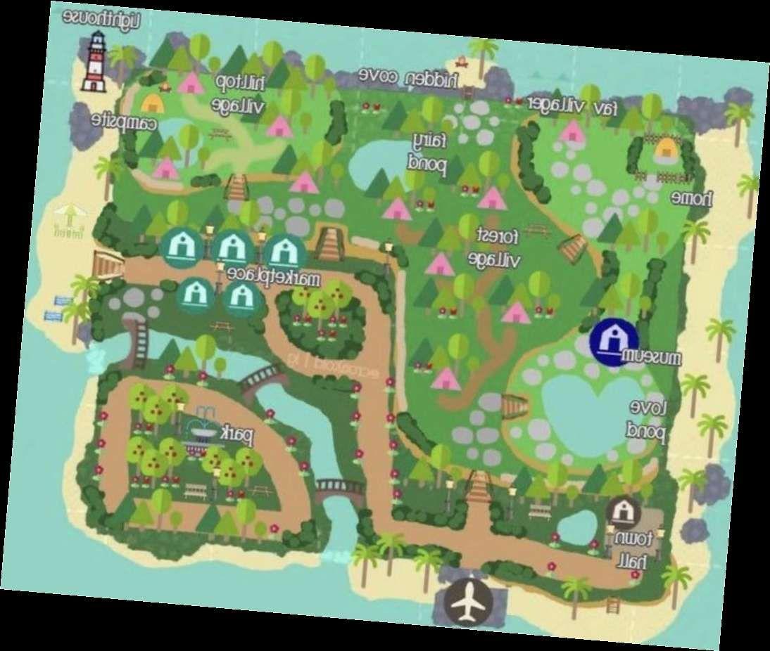 17 Animal Crossing New Horizons Island Layout Animal Crossing New Horizons Map Design Ideas Animal Crossing Map Design Animals