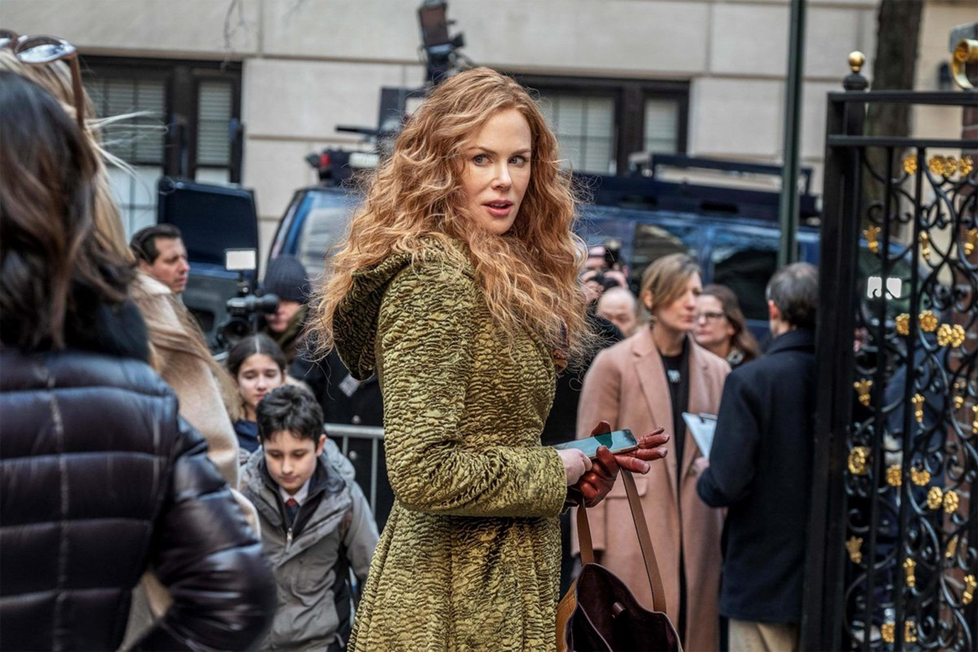 Nicole Kidman Sets The Stage For Twisty David E Kelley Series In The Undoing Photos In 2020 Nicole Kidman Nicole Teresa Palmer