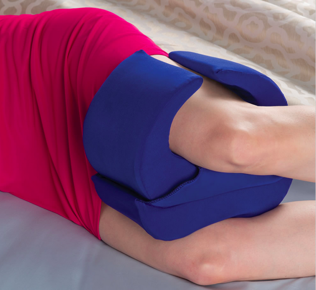 31 Ingenious Products You Need For Better Sleeping Knee Pillow Knee Side Sleeping