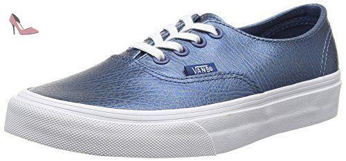 Vans Authentic Gore, Sneakers Basses Mixte Adulte, Bleu (Studs/Skyway), 40 EU (6.5 UK)