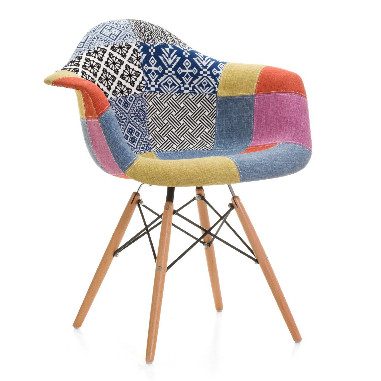 inspiree de la chaise daw de charles ray eames la structure est basee sur