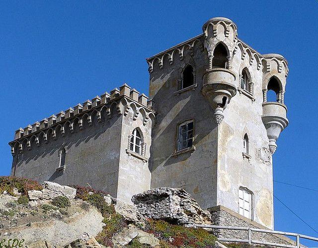 Castillo de Santa Catalina. Tarifa (Cádiz)