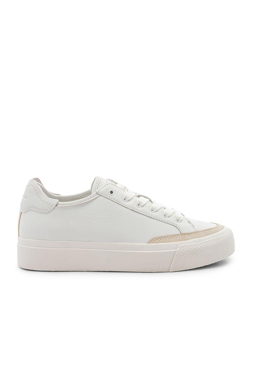 Rag  Bone Army Low Sneaker in White