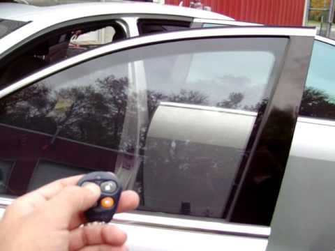 Full Car Variable Tints Black Electrochromic Tints Youtube Tinted Windows Tinting Glass Tints