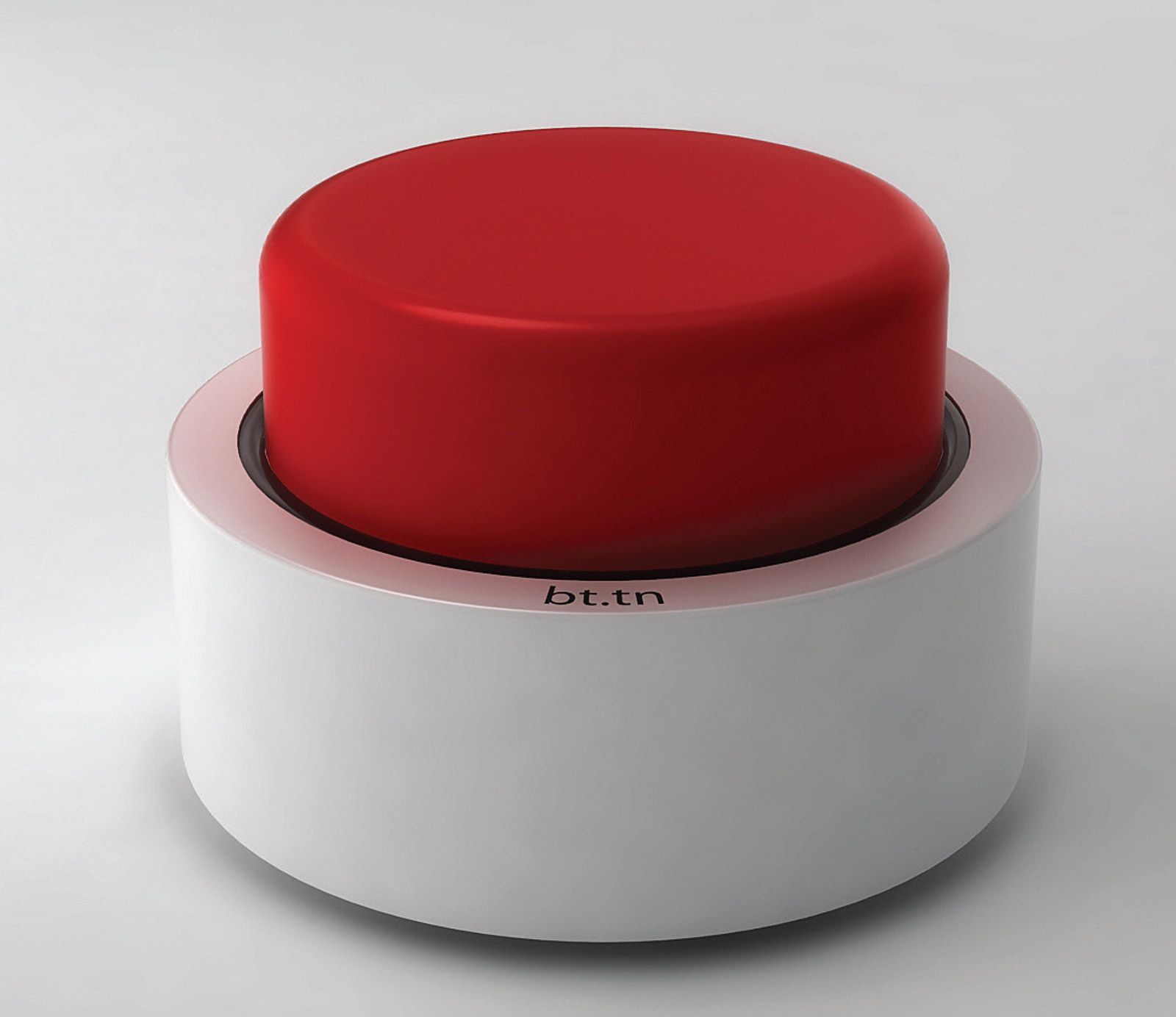 The Internet of Things Simplified Into One Red bttn