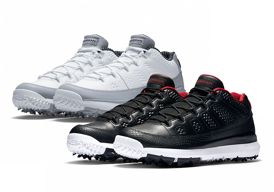 3a8166400eb464 Air Jordan 9 Low Golf Shoes Release Today  thatdope  sneakers  luxury  dope   fashion  trending
