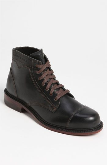 Wolverine 1000 Mile - Krause Cap Toe Boot available at #Nordstrom