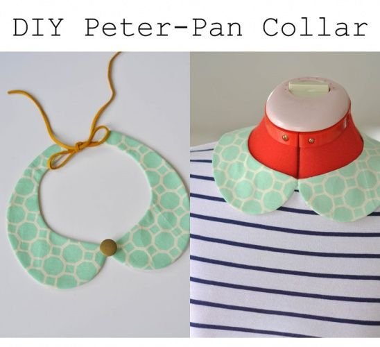 Removable Peter Pan Collar // Kollabora Alt Summit Challenge by ...