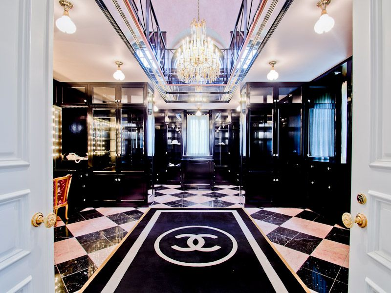 If You Love Coco Chanel Ll This Texas Mansion