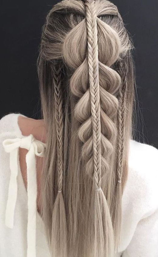 Photo of 10 simple stylish braided hairstyles for long hair – inspired creative braided hairstyle ideas – madame hairstyles