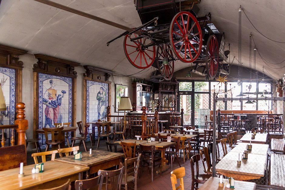 Deponie 3 Restaurant Deponie 3 Georgenstrasse 5 10117 Berlin Mitte Traditionnel Allemand Berlin Berlin Mitte Restaurant