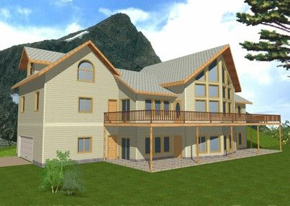 House Plan 001 2048