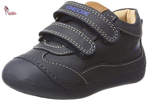 Myria C, Sneakers Hautes Femme, Blau (DK NAVYC4021), 36 EUGeox